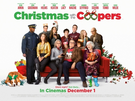 Film picture: Christmas With The Coopers