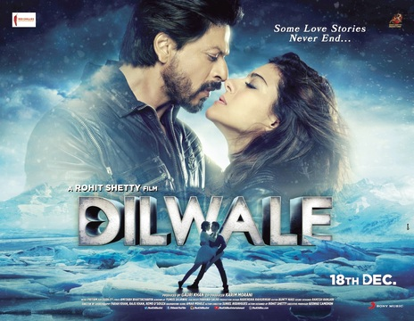 Film picture: Dilwale