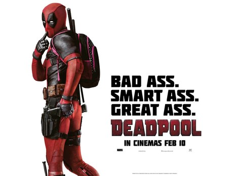 Film picture: Deadpool