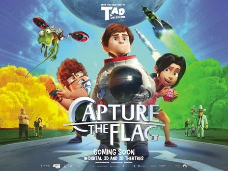EMPIRE CINEMAS Film Synopsis - Capture The Flag