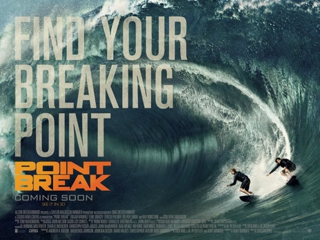 Film picture: 3D Point Break
