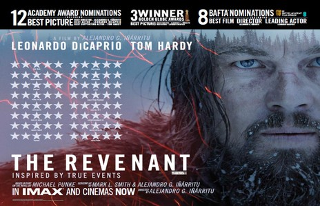 Film picture: The Revenant