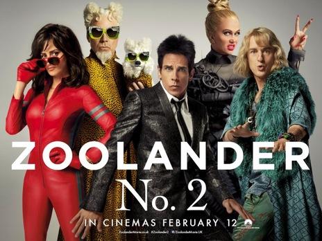 Film picture: Zoolander 2