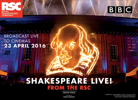 Film picture: Shakespeare Live!