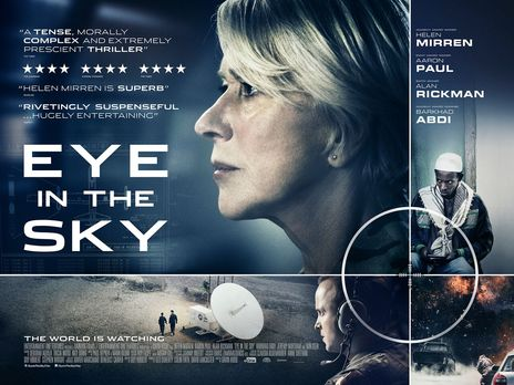 Film picture: Eye In The Sky