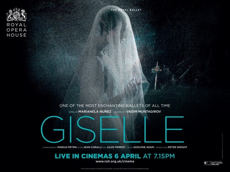 Film picture: ROH - Giselle (Live)