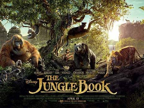 Film picture: 2D The Jungle Book