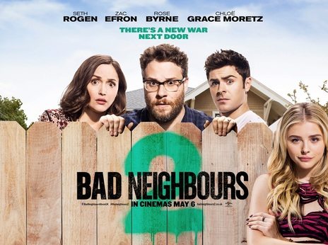 Film picture: Bad Neighbours 2
