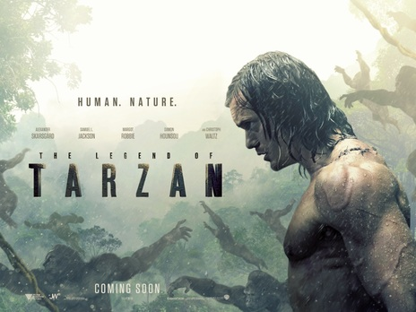 Film picture: 3D The Legend Of Tarzan