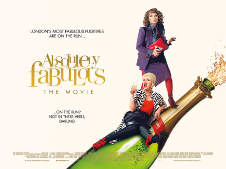 Film picture: Absolutely Fabulous: The Movie