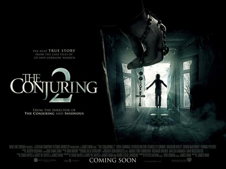 Film picture: The Conjuring 2