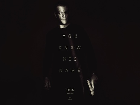 Film picture: Jason Bourne