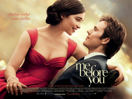 Film picture: Me Before You