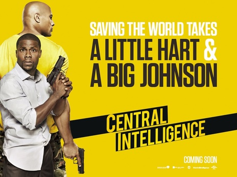 Film picture: Central Intelligence