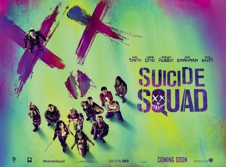 Film picture: 3D Suicide Squad