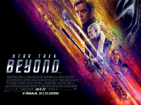 Film picture: 3D Star Trek Beyond