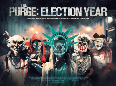 Film picture: The Purge: Election Year