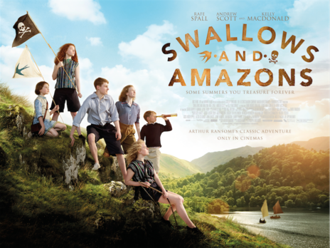 Film picture: Swallows And Amazons