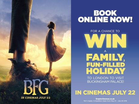 Film picture: 2D The BFG