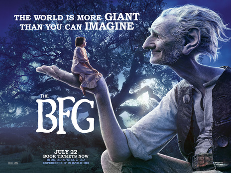 Film picture: 3D The BFG