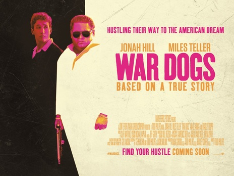 Film picture: War Dogs