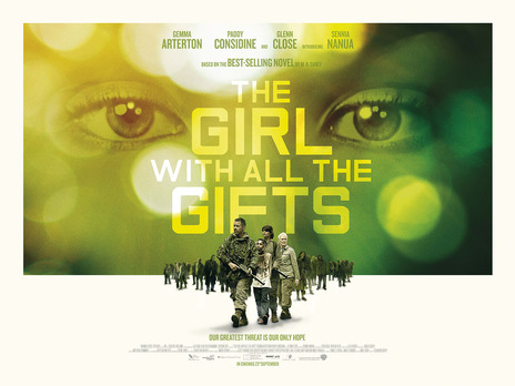 Film picture: The Girl With All The Gifts