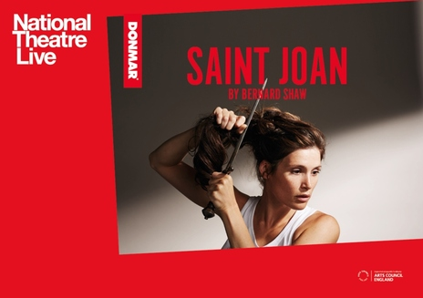 Film picture: NT Live - Saint Joan