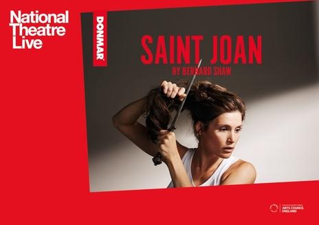 Film picture: NT Live - Saint Joan