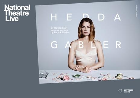 Film picture: NT Live - Hedda Gabler