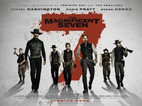 Film picture: The Magnificent Seven