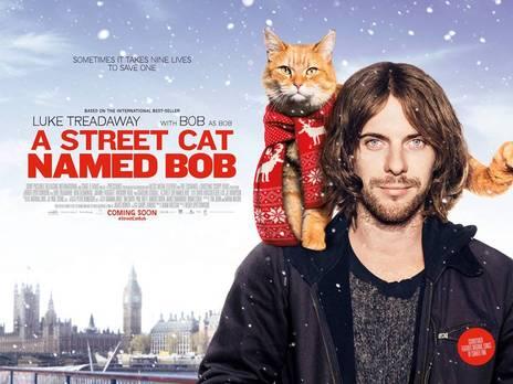 Film picture: A Street Cat Named Bob