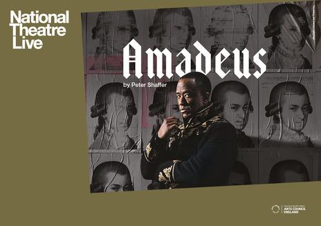 Film picture: NT Live - Amadeus
