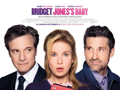 Film picture: Bridget Jones's Baby