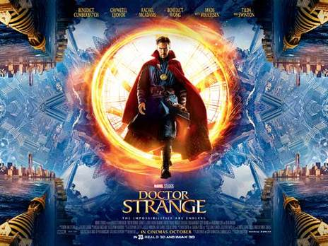 Film picture: 3D Doctor Strange