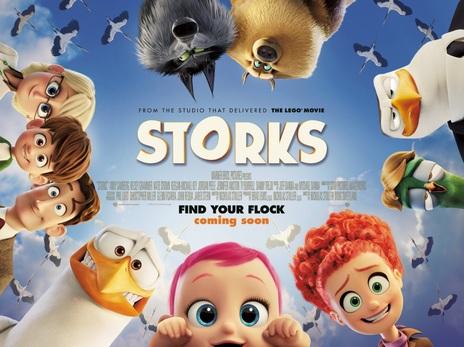 Film picture: 2D Storks