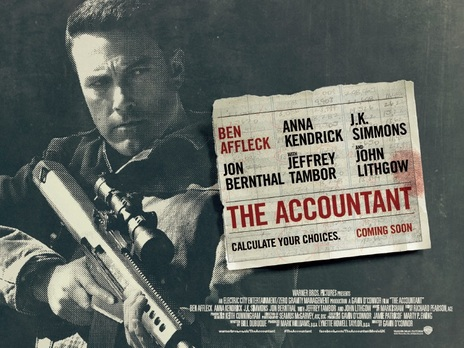 Film picture: The Accountant