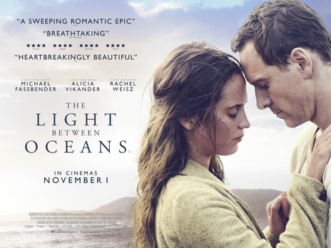 Film picture: The Light Between Oceans