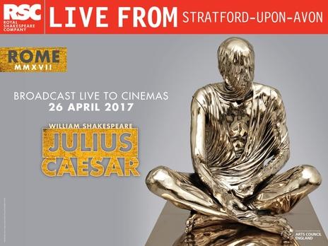 Film picture: RSC LIVE 2017 - Julius Caesar