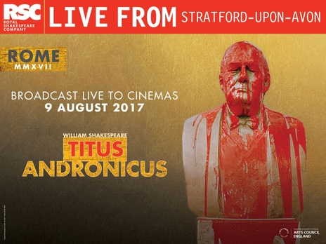 Film picture: RSC LIVE 2017 - Titus Andronicus