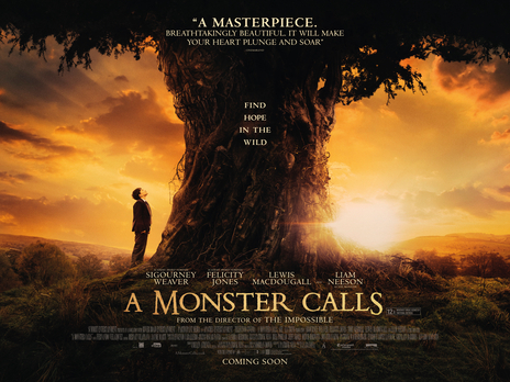 Film picture: A Monster Calls