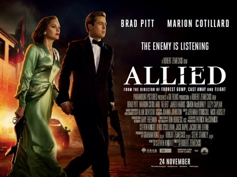 Film picture: Allied