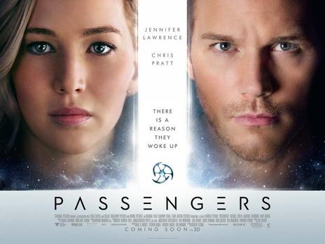 Film picture: 3D Passengers