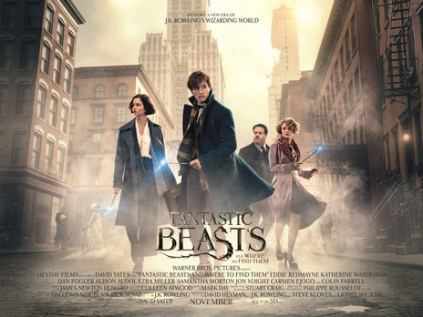 Film picture: Fantastic Beasts And Where To Find Them