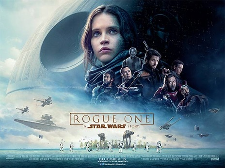 Film picture: (IMAX) 3D Rogue One: A Star Wars Story