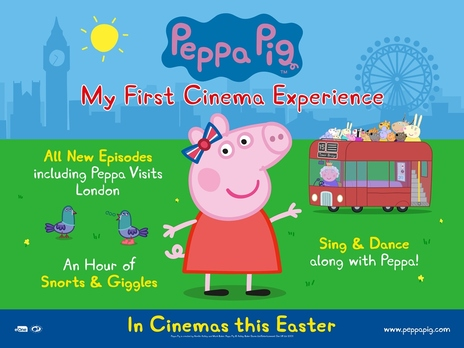 Film picture: Peppa Pig: My First Cinema Experience