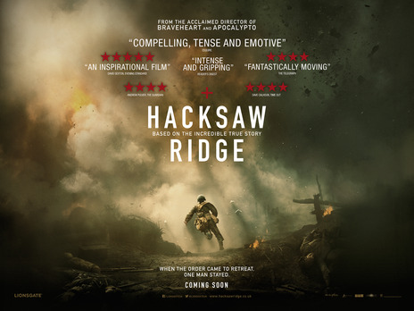 Film picture: Hacksaw Ridge