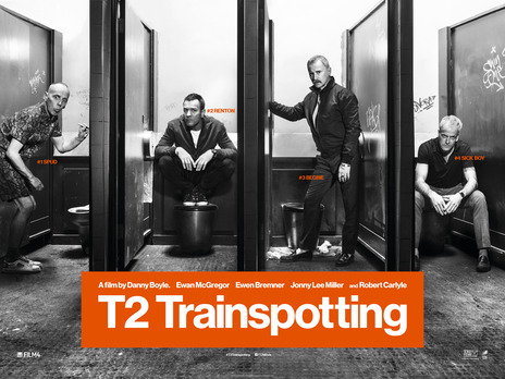 Film picture: T2 Trainspotting