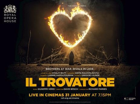 Film picture: ROH - Il Trovatore (LIVE)
