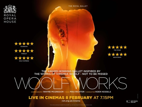 Film picture: ROH - Woolf Works (LIVE)