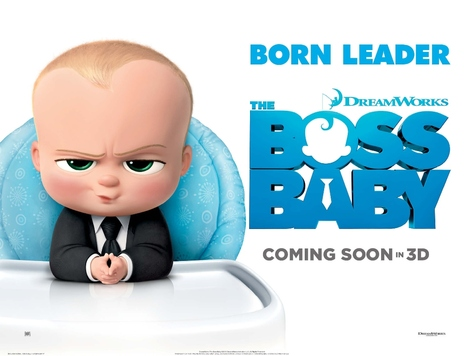 Film picture: 3D The Boss Baby